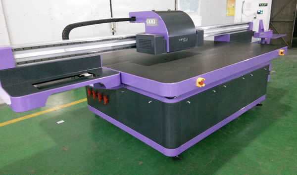 MPAD UV Flatbed Printer