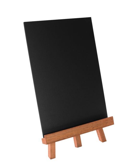 Bar Top Easel and A4 Chalkboard