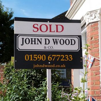 Landscape Estate Agent Boards