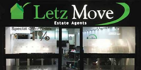 Shop fascia - Letz move